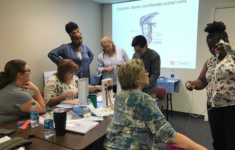 IV Therapy Training for Nurses